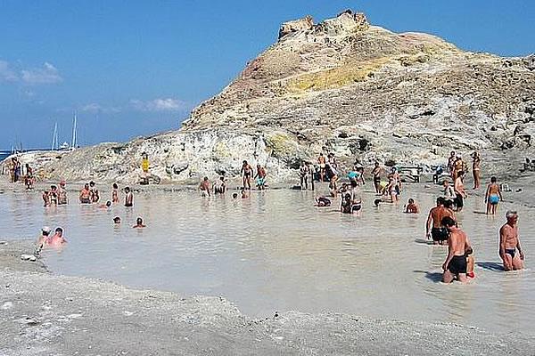 Stromboli Lipari Vulcano