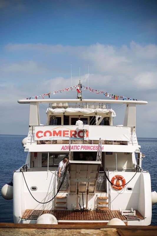 Comerci Navigazione - la nostra nave